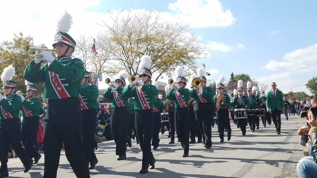Ottawa County parade Oak Harbor Apple Festival 2018 image